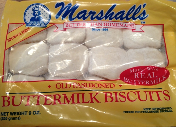 Marshall's Buttermilk Biscuits