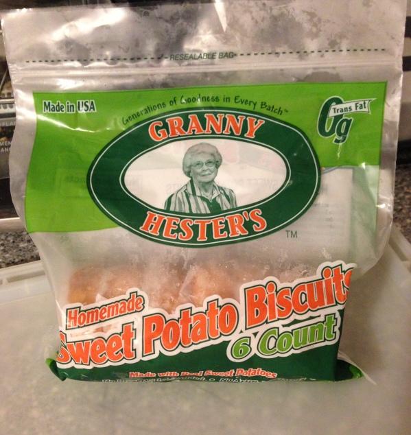 Granny Hester's