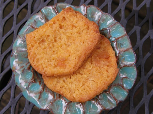 Toasted Sweet Potato Biscuit