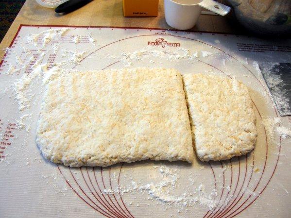 Cheesy Cheddar Dough