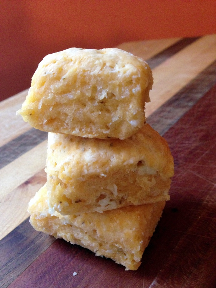 buffalo blue cheese biscuits