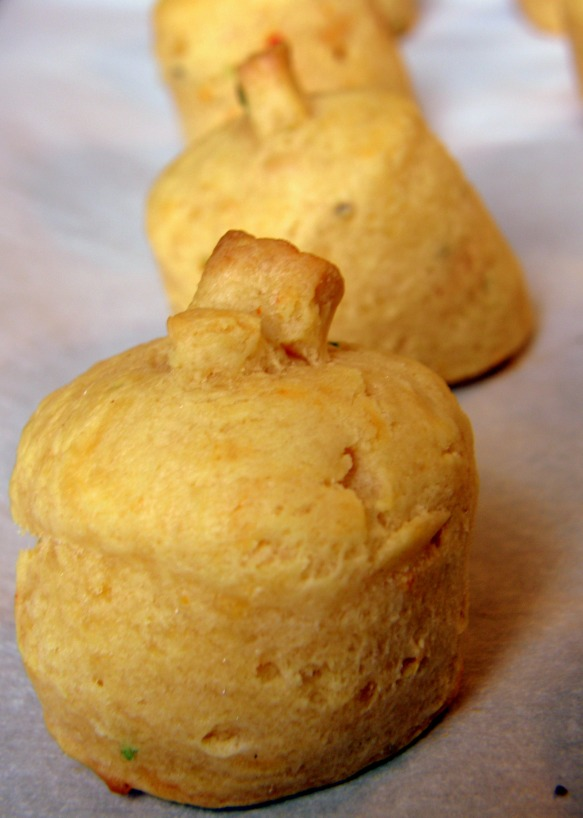 Professor Bailey's Spicy Pimento Cheese Professor Bailey's Spicy Pimento Cheese Biscuits