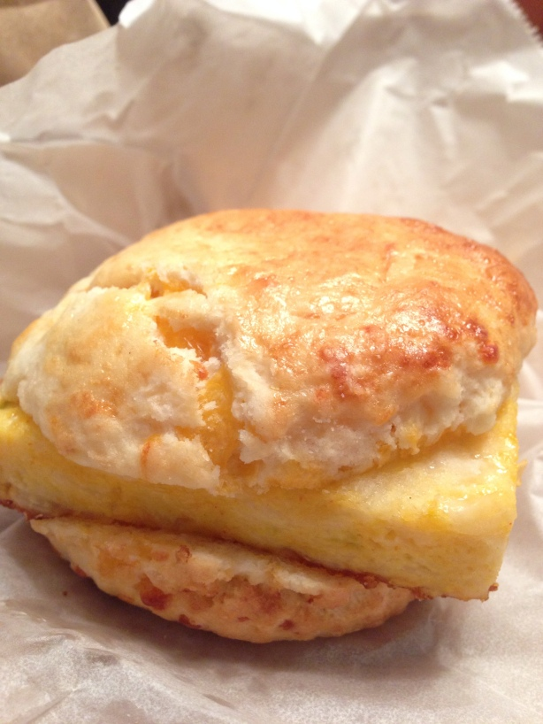 Sweet Sixteenth Breakfast Sandwich | Persnickety Biscuit