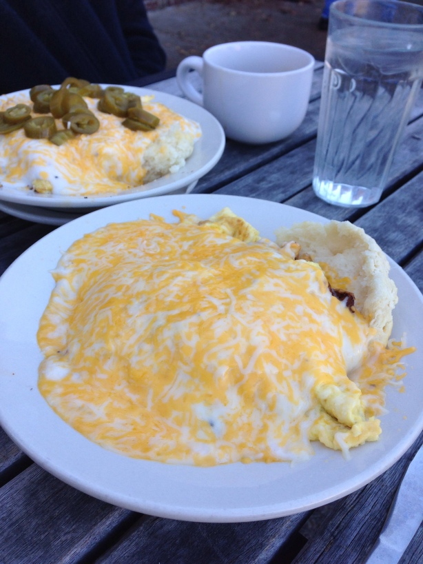 Em's Bowl at Sky Blue Cafe | Persnickety Biscuit