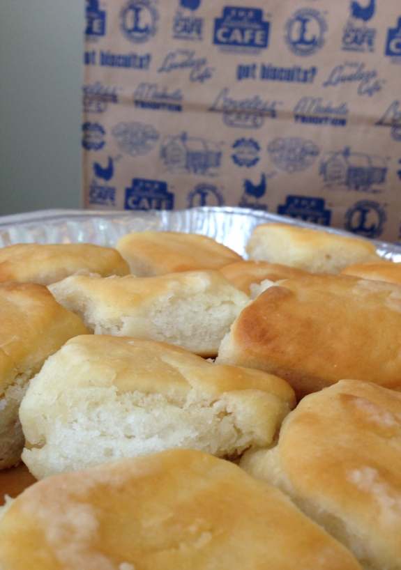 Loveless Biscuits | Persnickety Biscuit