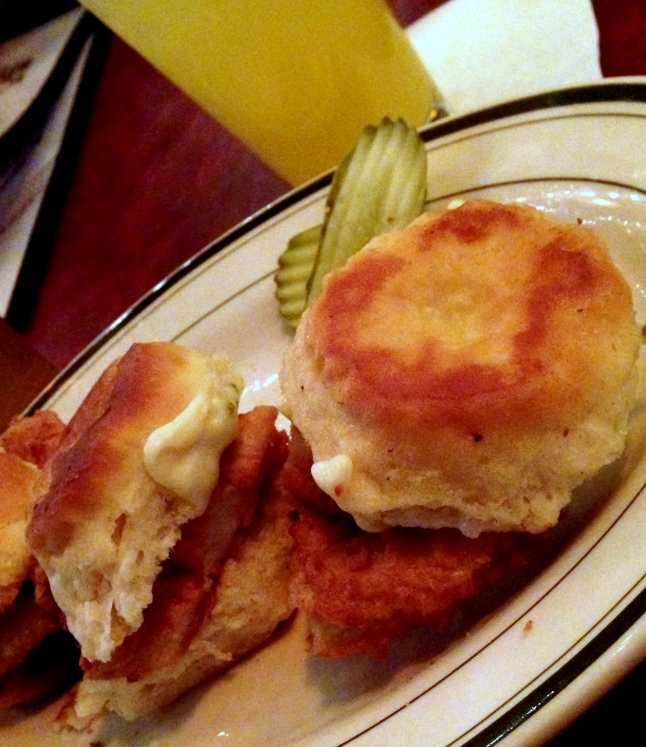 Sportsman's Biscuits | Persnickety Biscuit