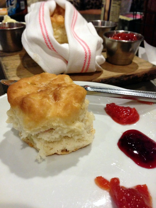 Biscuits at The Row | Persnickety Biscuit
