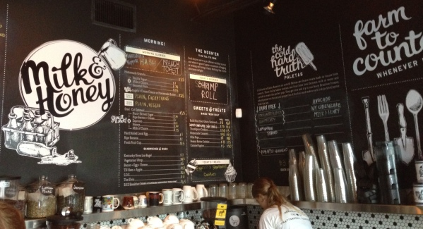 Milk and Honey | Chattanooga | Persnickety Biscuit